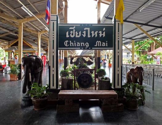 жд вокзал чианг мая