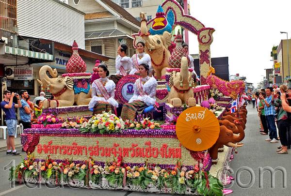 фестиваль цветов в таиланде (5)