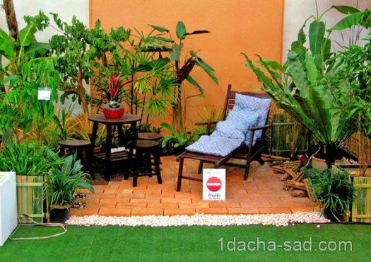 дизайн маленького двора (5)