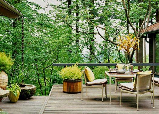 красивые террасы фото (1)