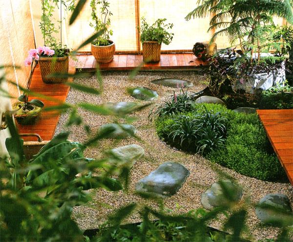 зимний сад в доме (2)