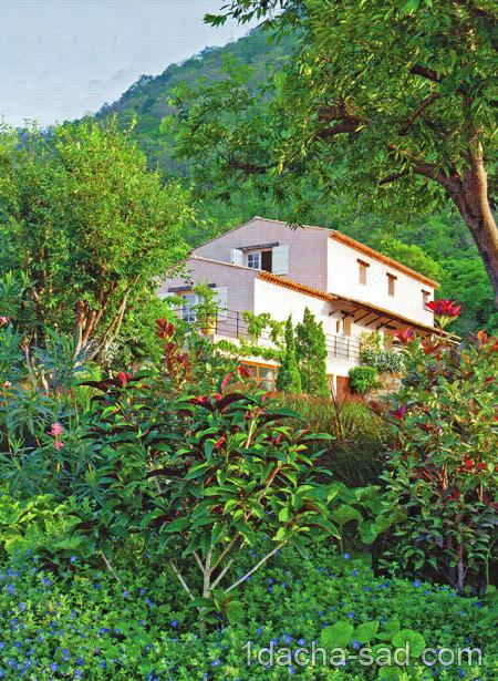 дом и сад в стиле прованс (7)