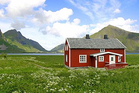 - норвежские дома 3