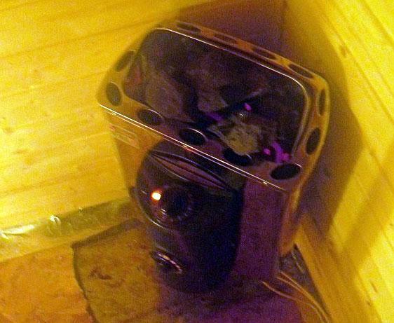 Электрокаменка в сауну 17
