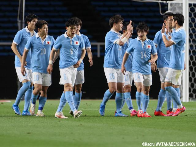日本対ガーナ6-0の快勝