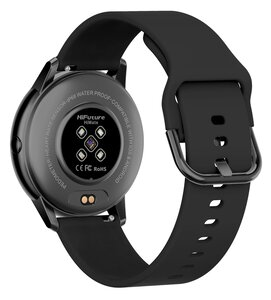 HIFUTURE-smartwatch-HiMATE-1.434-IP68-heart-rate-monitor-μαύρο-1