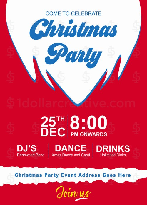 Christmas party invites-11