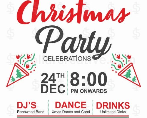 Christmas party invites-13