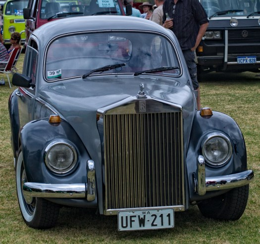 New Rolls Royce Design