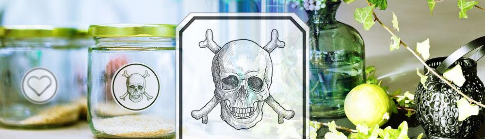 Versteckte Gifte sind überall!