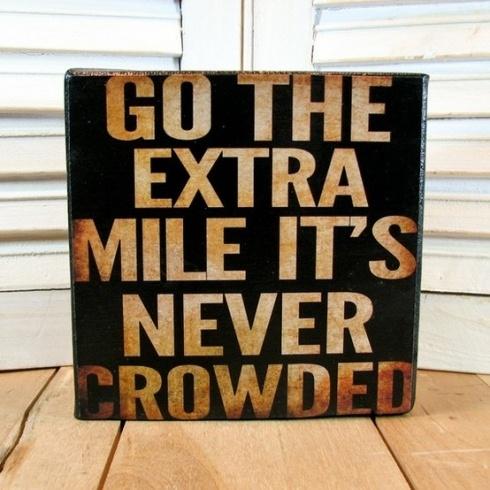 gotheextra mile