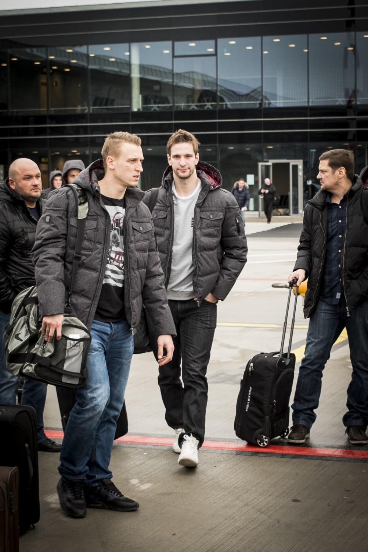 KV1_1199_1 Dinamo Rīga dodas uz izbraukuma spēlēm