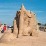 """1foto.lv-Kaspars-Veidemanis-13-009-of-044 11. Starptautiskais Smilšu skulptūru festivāls Jelgavā """"Summer Signs"""""""