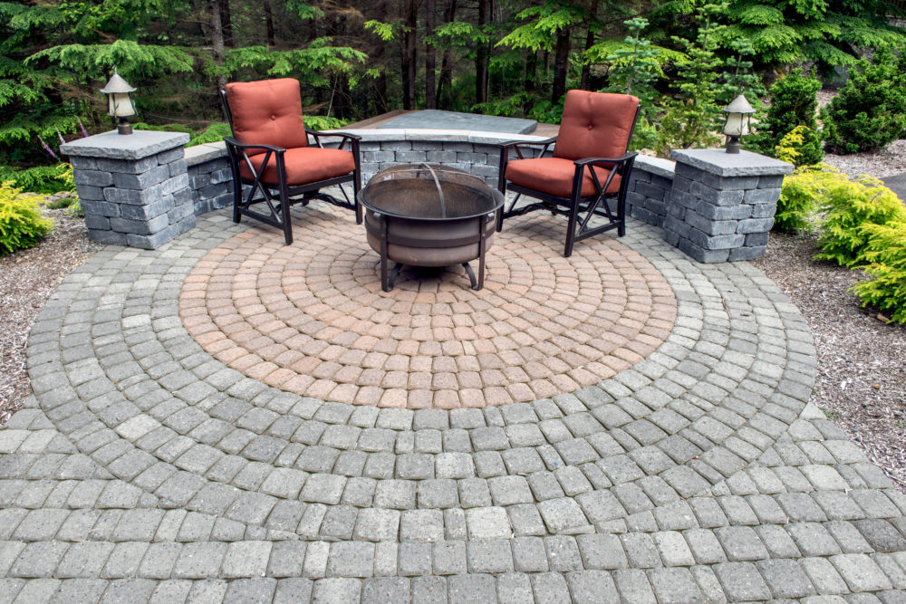 old dominion pavers for circle patios mutual materials