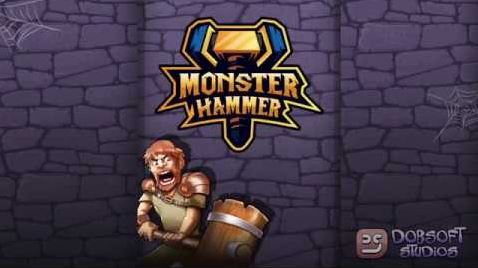 Image result for monster hammer game