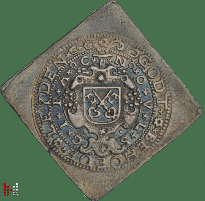 Gulden Leyden 1574