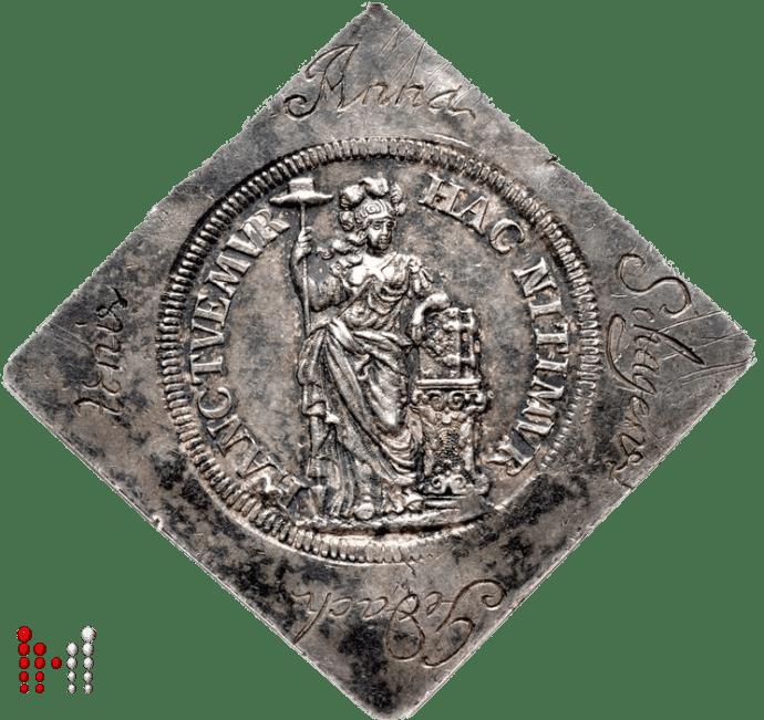 Gulden West Friesland 1682