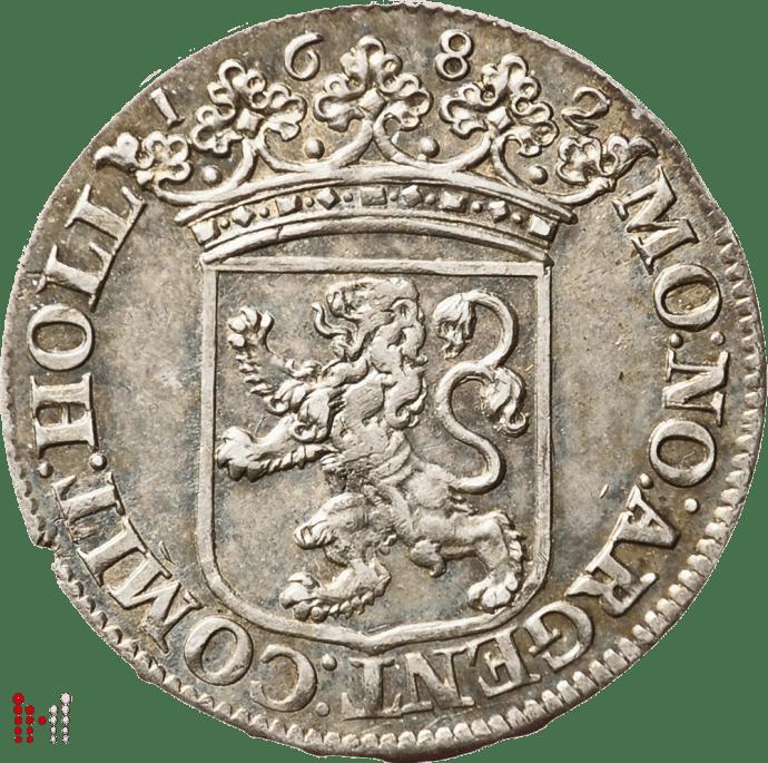 1 Gulden 1682 Holland