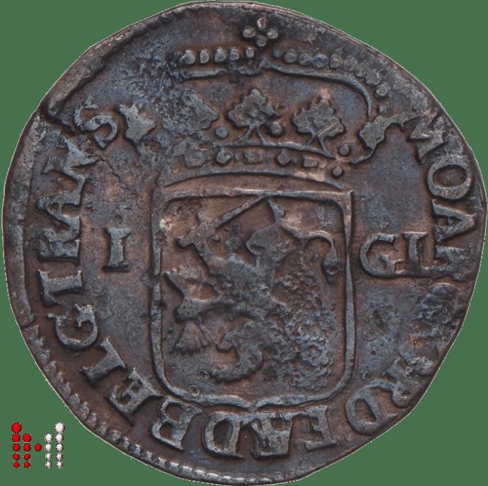 Gulden Overijssel 1701