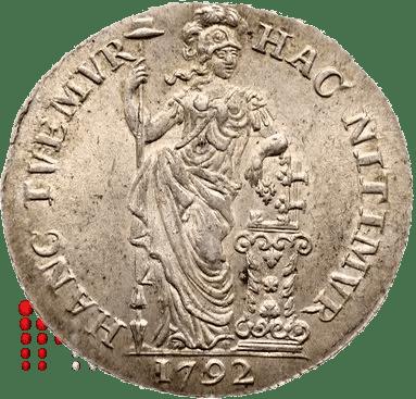 Gulden 1792 Holland