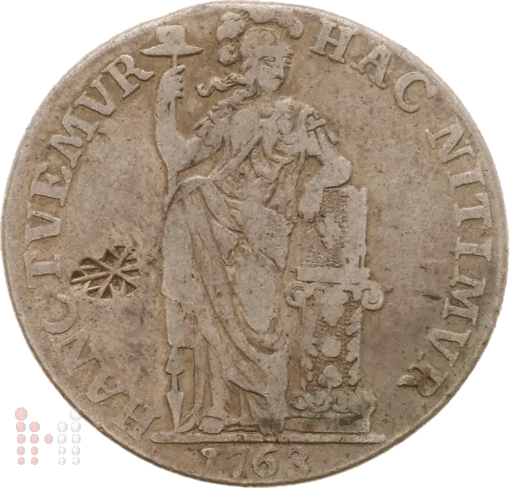 Gulden Holland 1793