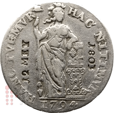 Gulden Holland 1794