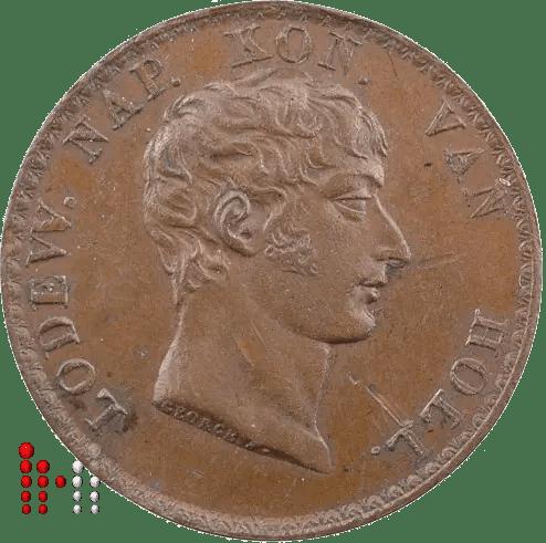 Gulden Napoleon 1808._