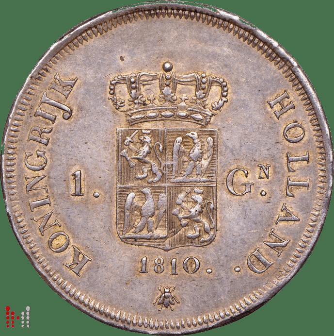 Gulden Napoleon 1810