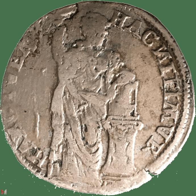 Gulden Zutphen 1687