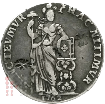 1762 gulden Gelderland