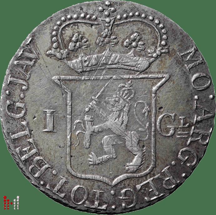 1815 gulden ederlands-Oostindie