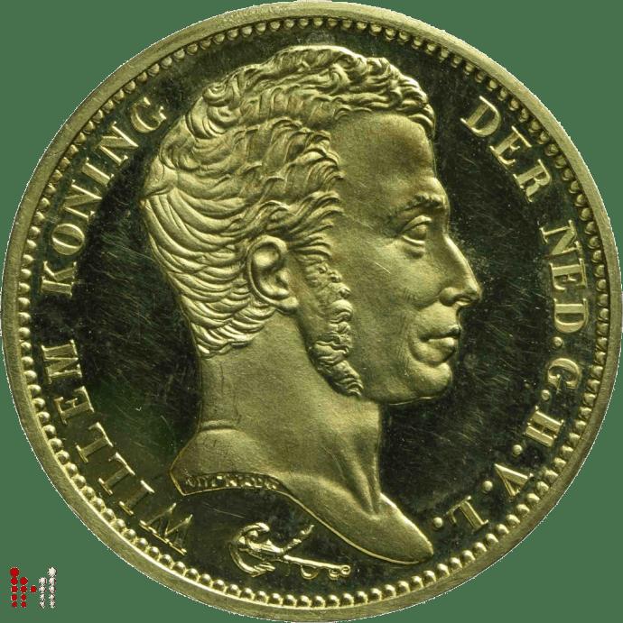 Gulden 1820 goud