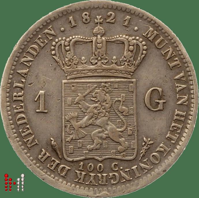 Gulden 1821