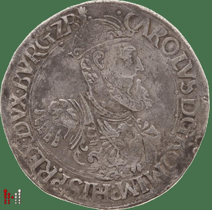 1542 gulden carolus 20 stuivers