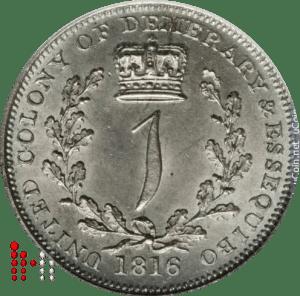 1816 Guilder