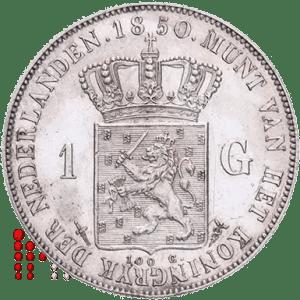 1 gulden 1850