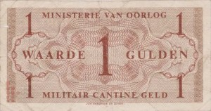 1944 1 Gulden