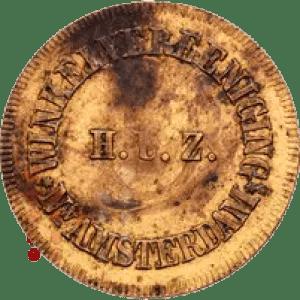 1787 gulden veengeld