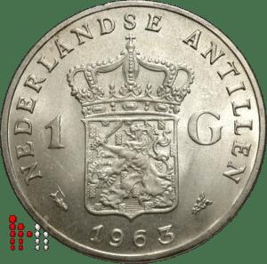 1963 gulden Antillen
