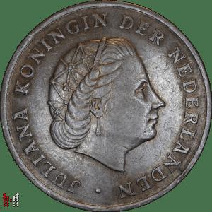 1964 gulden Antillen vis ster
