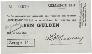 1940 Gulden Ede