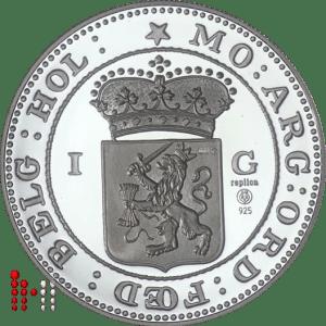 1802 penning zilver 925