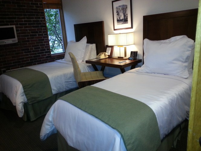 Newly Renovated Room With Two Twin Beds