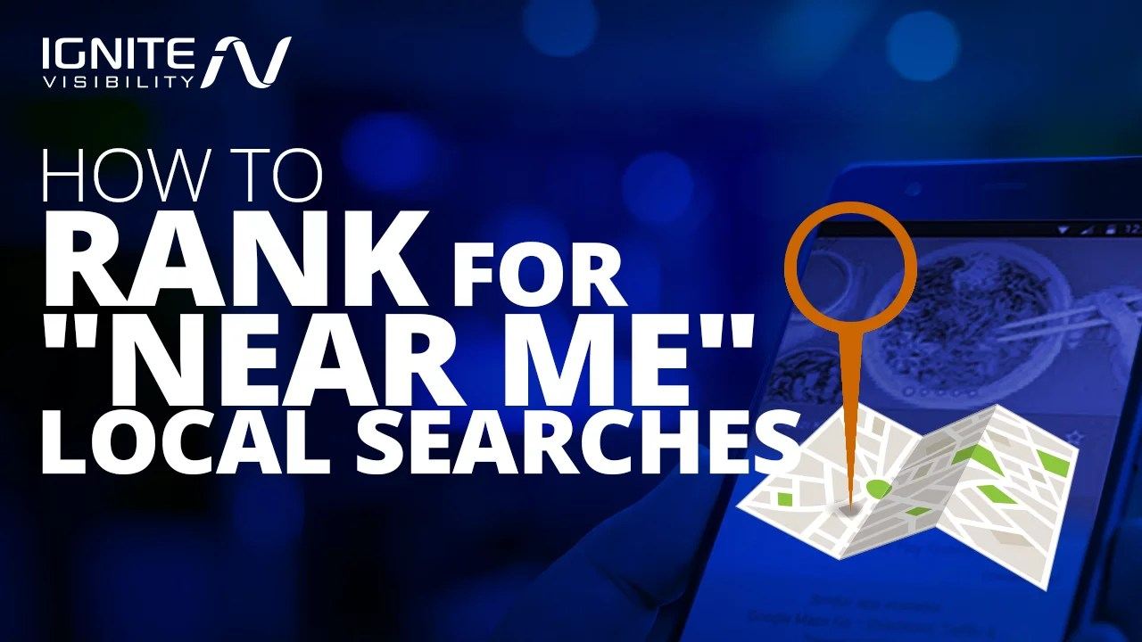 """How to rank for """"near me"""" searches"""
