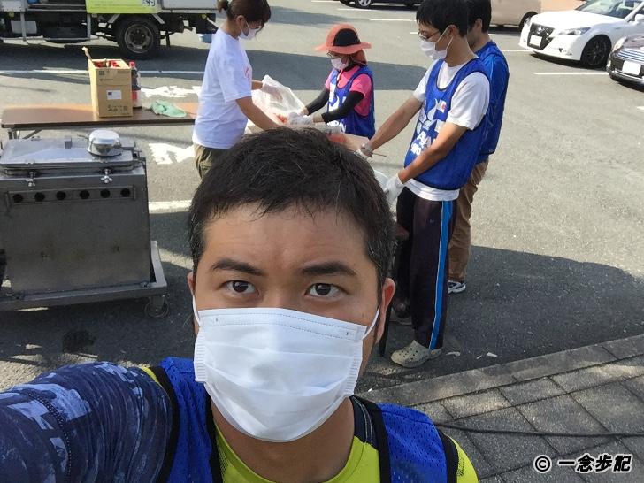 熊本地震ボランティア2日目