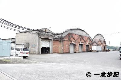 北九州の赤レンガ倉庫