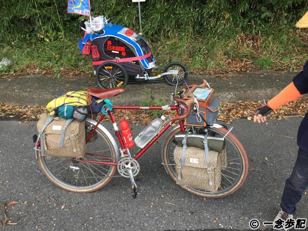 チャリダー歴40年のおじいさんのレトロな自転車