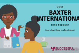 Baxter International, jobs for felons, company profile, medical supplies
