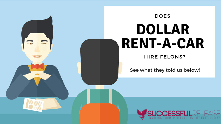 Dollar Rent-a-Car, car rental, company profile, jobs for felons
