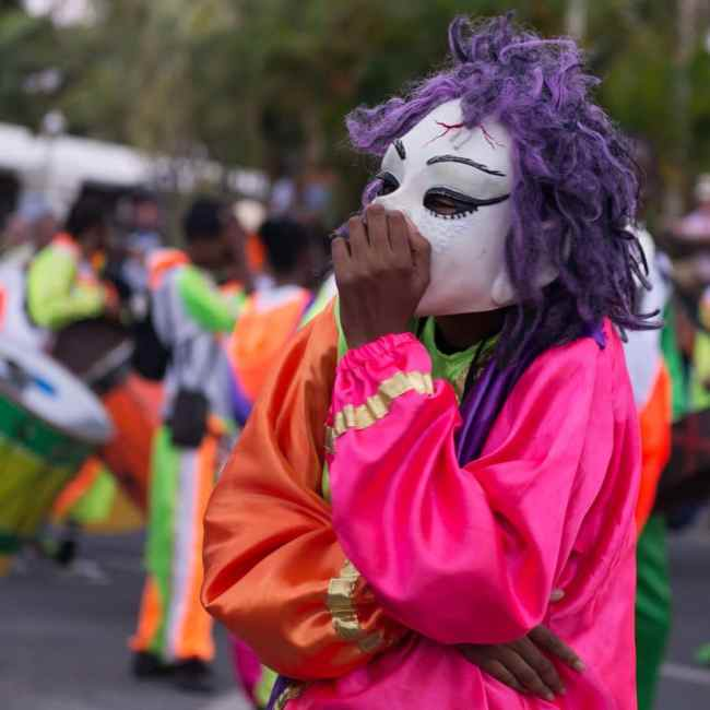 carnaval, guadeloupe, couleurs